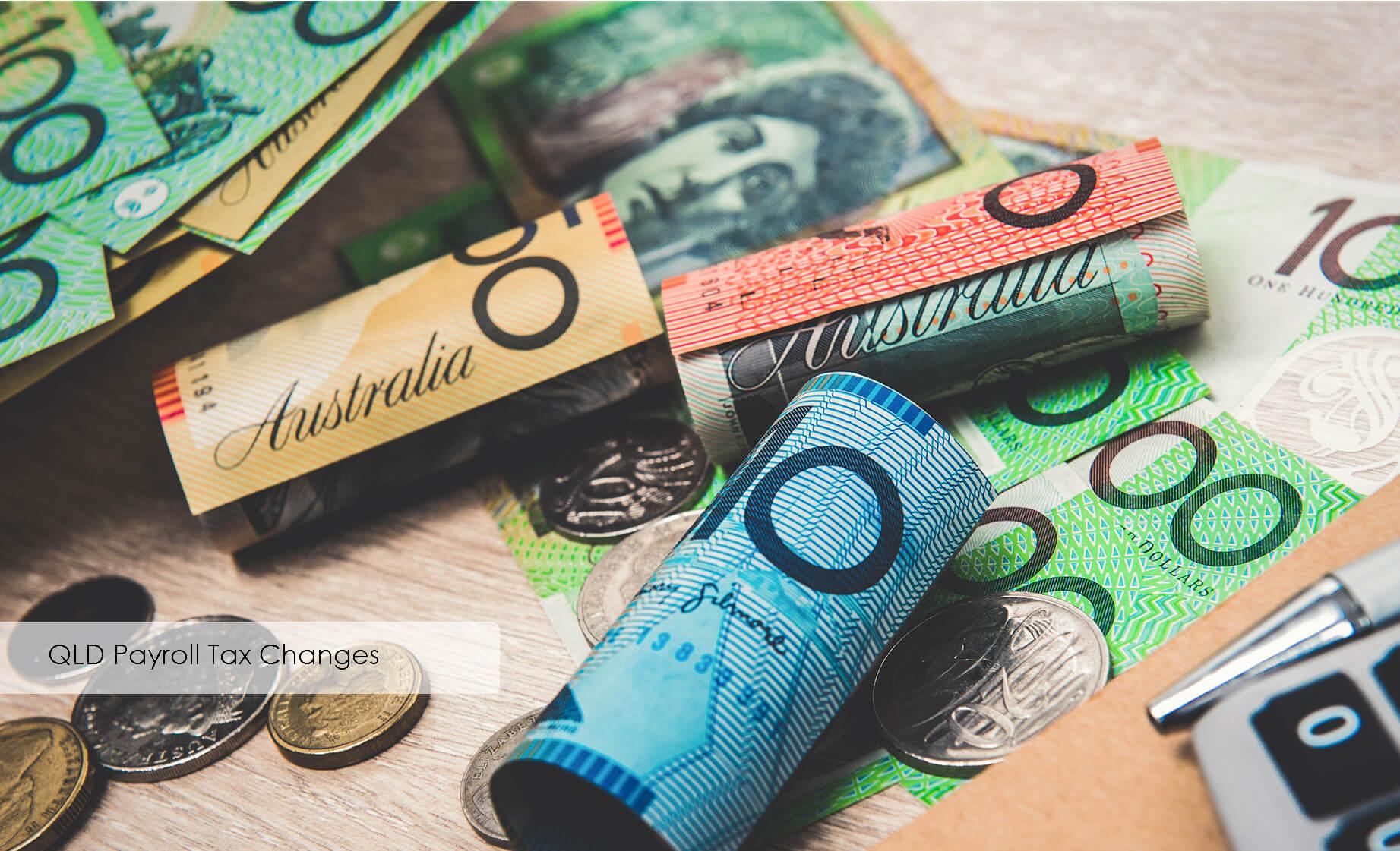 QLD Payroll Tax Changes