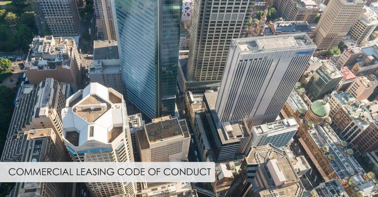 Mandatory Code of Conduct for Commercial Leasing