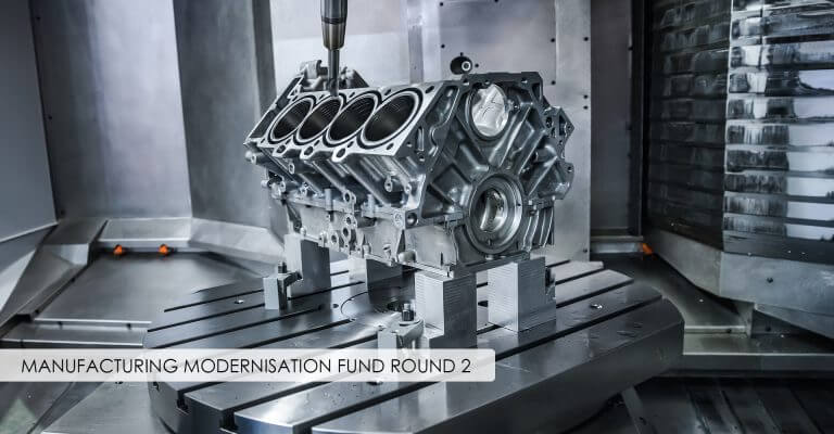 Manufacturing Modernisation Fund