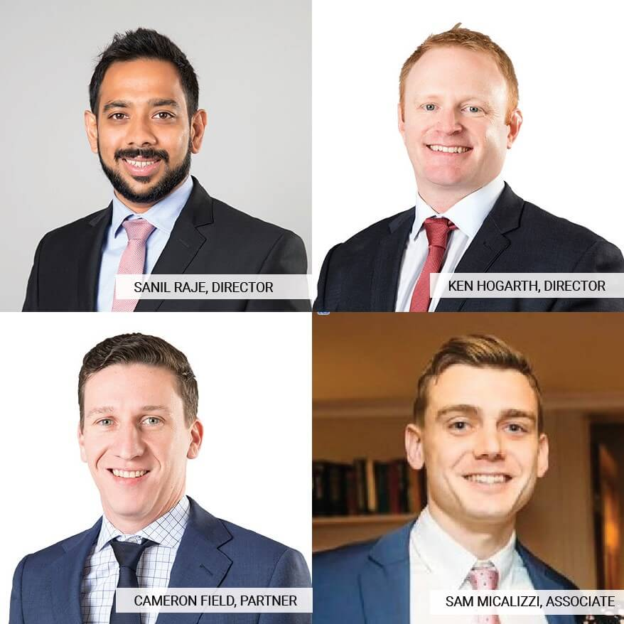 New Appointments for Hall Chadwick QLD